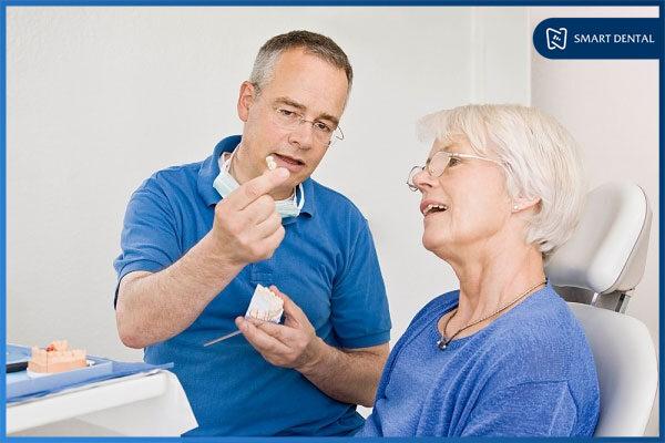 Trồng răng implant bao lâu thì lành 2